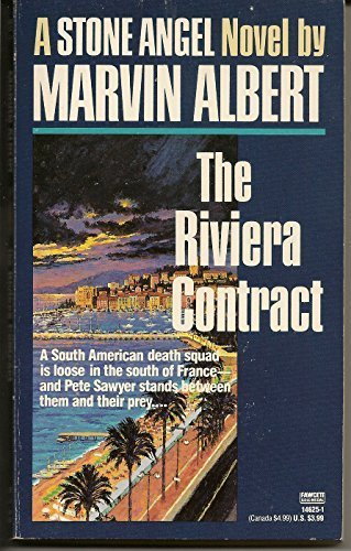 The Riviera Contract by Marvin H. Albert (1992-11-23)