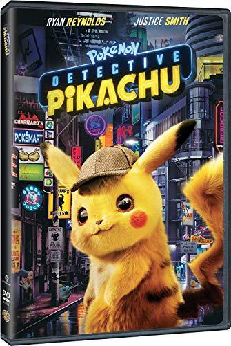 Detective Pikachu ( DVD)