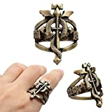 #10: High Quality Imported Full Metal Alchemist Ring