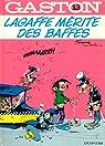 Gaston, Tome 13 : Lagaffe mérite des baffes : Edition limitée par Franquin