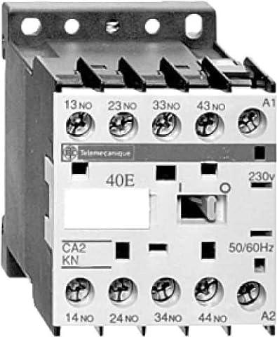 Schneider Electric ca2kn22p7Relais 230V 50/60Hz, Control Relais 2NO 2NC Kontakte