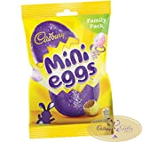 Cadbury Mini Eggs Bag 328g (Box of 12)