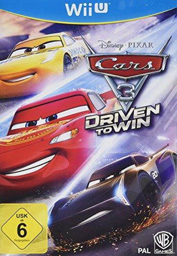 Cars 3: Driven To Win - [Wii U]