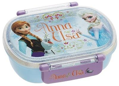 Disney Frozen Frozen: El reino del hielo - Recipiente hermético de comida - Tupperware - Lavable en lavavajillas 360ml