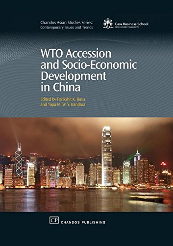 china s wto accession and sustainable development International centre for trade and sustainable development international china's wto accession is expected to be a major focus in talks between us.