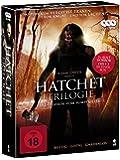 Hatchet 1-3 - Komplettbox mit allen 3 Teilen (3 DVDs)