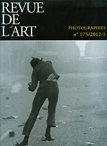 Revue de l'art, N° 175/2012-1 : Photographies