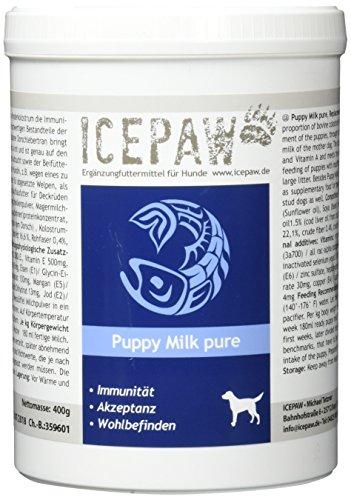 ICEPAW Puppymilk, 1er Pack (1 x 400 g) Preisvergleich