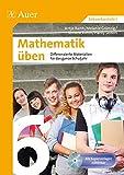 Mathematik üben Klasse 6: Differenzierte Materialien für das ganze Schuljahr (XY üben)