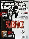 DVD MANIA [No 38] - POLAR STORY - SCARFACE - BIRAN DE PALMA - SPECIAL TEST - CAISSONS DE BASSES.