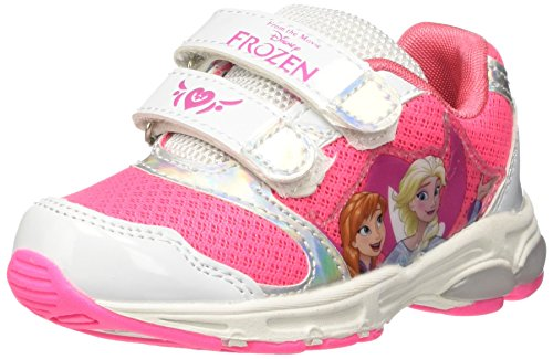 Frozen Running Light, Sneakers basses fille Rosa (Fuxia)
