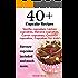 40 Cupcake Recipes: Cupcakes Recipe Book