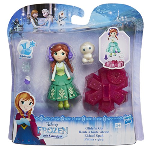 Hasbro Frozen Little Kingdom Glide 'N Go - Anna (B9874Eu40)