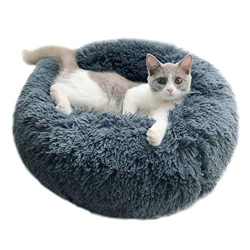 Smilikee Schöne Tierbett Hundebett Haustier Katzenbett Hundesofa Katzensofa Kissen - Flauschig, Weich u. Waschbar für Katzen und kleine mittlere Hunde