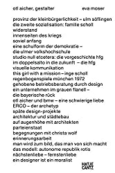 Otl Aicher: Gestalter