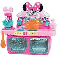 JP Mickey & Minnie Minnie's Happy Helpers Bowtastic - Juego de repostería