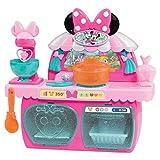 Minnie Happy Aiutanti Bowtastic Pasticceria Playset