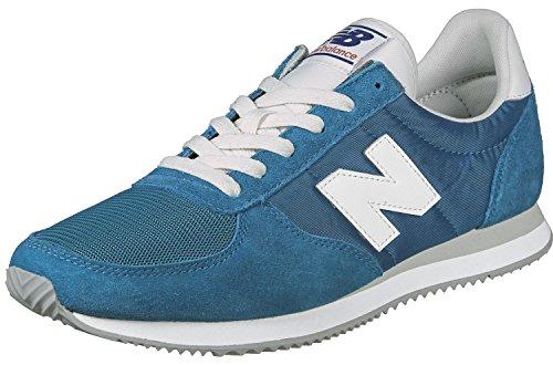 Nuovo Equilibrio Scarpe U220 Blu Turchese