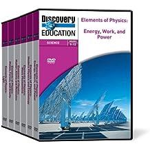 Discovery Education: elementi di DVD fisica (set da 6)