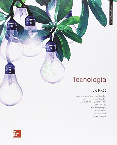 LA - TECNOLOGIA 2 ESO CATALUNYA. LLIBRE ALUMNE. - 9788448609504