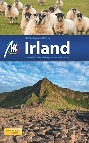 Irland Reiseführer Michael Müller Verlag: Individuell reisen mit vielen praktischen Tipps.