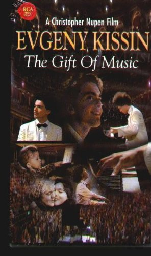 Evgeny Kissin - The Gift Of Music [VHS] (Videos Ramones)