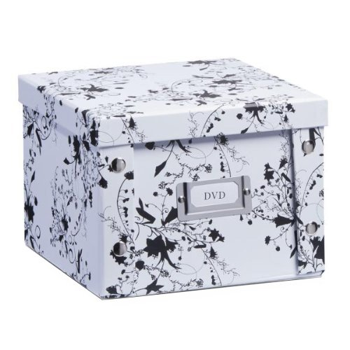 zeller-dvd-box-wood-white-floral-215-x-205-x-15-cm