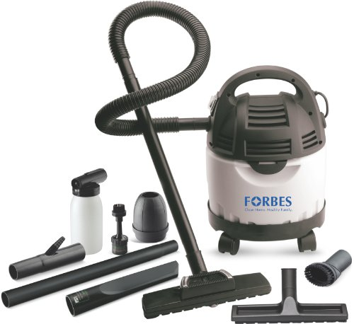 Eureka Forbes Trendy Wet & Dry 700-Watt Vacuum Cleaner (White and Black)