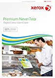 Xerox Premium Never Tear 003R98058 Waterproof Paper / DIN A4 120 µm / Approximately 155 g/m² / 100 Sheets / White