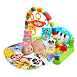 Alfombra de juego para bebés recién nacidos, alfombra multifuncional...