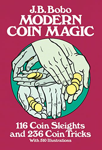 Jb Video (Modern Coin Magic: 116 Coin Sleights and 236 Coin Tricks (Dover Magic Books))