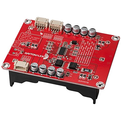 Dayton Audio KAB-BE 18650 Battery Extension Board for Bluetooth Amplifier Boards - 2