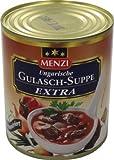 Menzi Ungarische Gulaschsuppe