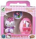 Hello Kitty Gift Set - Caramelo con sabor a frutas, pack de 3 x 27 gr. (Total 81 gr.), modelos aleatorios