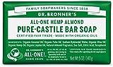 Dr Bronner's 140 g Organic Almond Soap Bar