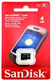 SanDisk Ultra Android microSDHC 16GB bis zu 80MB/Sek Class 10 Speicherkarte + SD-Adapter