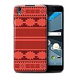 Stuff4® Hülle/Case für Blackberry Neon/DTEK50/Aztek/Prinzessin Kleid Muster/Karikatur Polynesische Prinzessin Kollektion
