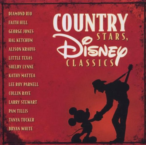 Country Stars Sing Disney Classics - Classics Cd Disney