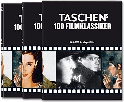 TASCHENs 100 Filmklassiker: 2 Volumes