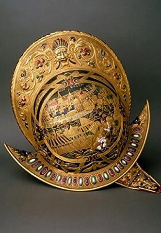 Helmet of Charles IX of France 16th Century Poster Print (60.96 x 91.44 cm)