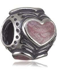 Pandora 790591EN28 - Abalorio unisex de plata de ley