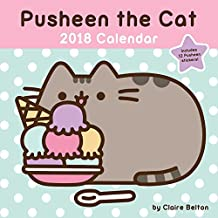 Pusheen the Cat 2018 Calendar