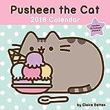 CAL 2018-PUSHEEN THE CAT WALL
