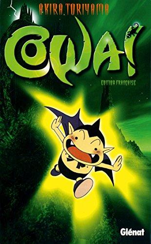 Cowa ! (Histoires courtes de Toriyama) par  Glénat Manga