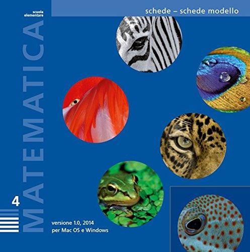 Matematica scuola elementare 4: schede modello