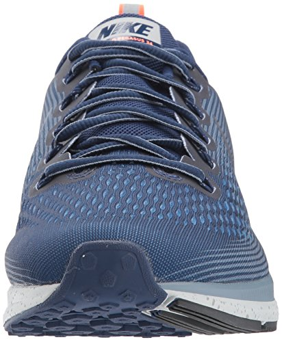 Zoom Bleu Homme Air Binario binario Chaussures Running De Herren armeria Ossidiana Pegasus Bl Blu 34 Nike Scudo Blu AdxgF1qdw