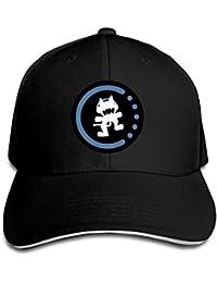 biotio Monster Gato Sandwich gorra gorras de béisbol sombreros ajustable  para Unisex a174680ef16