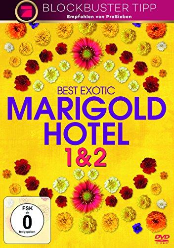 Best Exotic Marigold Hotel 1&2 [2 DVDs] Best Exotic Marigold Hotel
