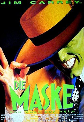 Die Maske (1994) | original Filmplakat, Poster [Din A1, 59 x 84 cm]