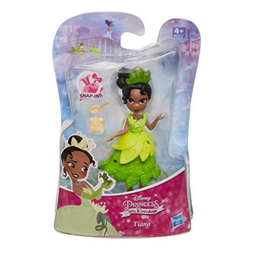 Hasbro Disney Princess-B8932ES2 Small Dolls Tiana, B8932ES2